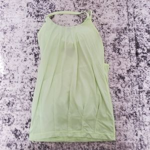 Lululemon Flo and Go Tank II -Faded Zap